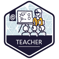 Teaching and Learning Badge